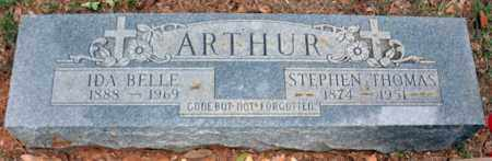 ARTHUR, STEPHEN THOMAS - Tarrant County, Texas | STEPHEN THOMAS ARTHUR - Texas Gravestone Photos