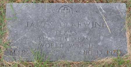 ARWINE (VETERAN WWII), JAMES D - Tarrant County, Texas   JAMES D ARWINE (VETERAN WWII) - Texas Gravestone Photos