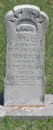 BOOGS, CHARLES E - Tarrant County, Texas   CHARLES E BOOGS - Texas Gravestone Photos