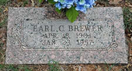 BREWER, SR, EARL CLIFTON - Tarrant County, Texas | EARL CLIFTON BREWER, SR - Texas Gravestone Photos