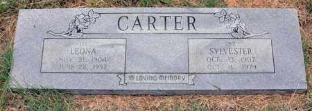 CARTER, LEE LEONA - Tarrant County, Texas | LEE LEONA CARTER - Texas Gravestone Photos