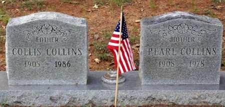 COLLINS, PEARL - Tarrant County, Texas | PEARL COLLINS - Texas Gravestone Photos