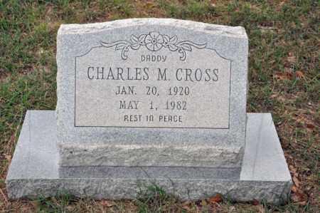 CROSS, CHARLES M - Tarrant County, Texas   CHARLES M CROSS - Texas Gravestone Photos