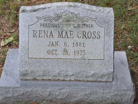 CROSS, RENA MAE - Tarrant County, Texas | RENA MAE CROSS - Texas Gravestone Photos