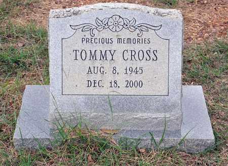 CROSS, TOMMY - Tarrant County, Texas | TOMMY CROSS - Texas Gravestone Photos