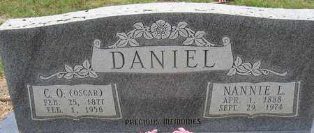 LEHEW DANIEL, NANNIE - Tarrant County, Texas | NANNIE LEHEW DANIEL - Texas Gravestone Photos