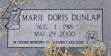 DUNLAP, ZELDA MARIE DORIS - Tarrant County, Texas | ZELDA MARIE DORIS DUNLAP - Texas Gravestone Photos