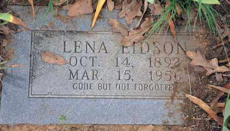 EIDSON, LENA ADELINE RIVERS - Tarrant County, Texas | LENA ADELINE RIVERS EIDSON - Texas Gravestone Photos