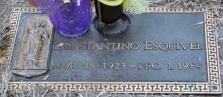 ESQUIVEL, CONSTANTINO - Tarrant County, Texas | CONSTANTINO ESQUIVEL - Texas Gravestone Photos