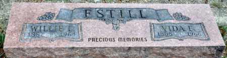 ESTILL, VIDA E - Tarrant County, Texas | VIDA E ESTILL - Texas Gravestone Photos