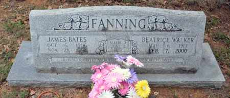 FANNING, JAMES BATES - Tarrant County, Texas | JAMES BATES FANNING - Texas Gravestone Photos