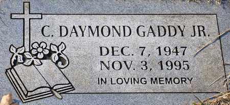 GADDY, JR, CLARENCE DAYMOND - Tarrant County, Texas   CLARENCE DAYMOND GADDY, JR - Texas Gravestone Photos