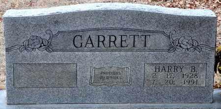 GARRETT, HARRY BERNARD - Tarrant County, Texas | HARRY BERNARD GARRETT - Texas Gravestone Photos