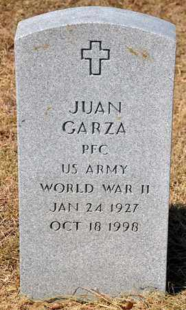 GARZA (VETERAN WWII), JUAN - Tarrant County, Texas | JUAN GARZA (VETERAN WWII) - Texas Gravestone Photos