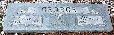 GEORGE, VIVIAN LARUE - Tarrant County, Texas | VIVIAN LARUE GEORGE - Texas Gravestone Photos