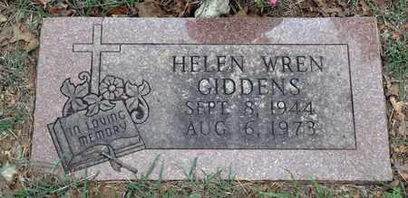 GIDDEN, HELEN ARTHURENE - Tarrant County, Texas   HELEN ARTHURENE GIDDEN - Texas Gravestone Photos