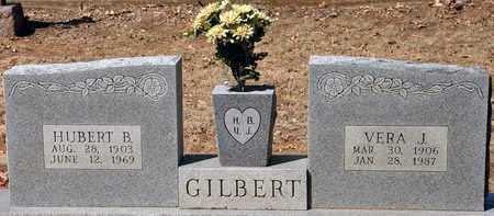 GILBERT, HUBERT B - Tarrant County, Texas | HUBERT B GILBERT - Texas Gravestone Photos