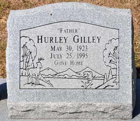 GILLEY, HURLEY - Tarrant County, Texas | HURLEY GILLEY - Texas Gravestone Photos