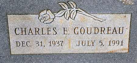 GOUDREAU, CHARLES E - Tarrant County, Texas | CHARLES E GOUDREAU - Texas Gravestone Photos
