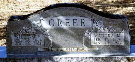 GREER, MATILDA MADORA - Tarrant County, Texas | MATILDA MADORA GREER - Texas Gravestone Photos