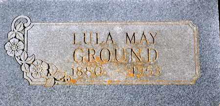 GROUND, LULA MAY - Tarrant County, Texas | LULA MAY GROUND - Texas Gravestone Photos