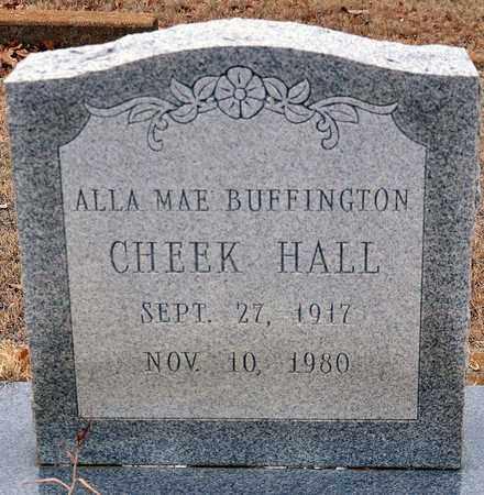 HALL, ALLA MAE - Tarrant County, Texas | ALLA MAE HALL - Texas Gravestone Photos