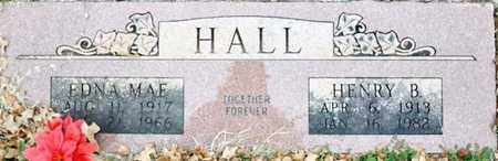 HALL, HENRY B - Tarrant County, Texas | HENRY B HALL - Texas Gravestone Photos