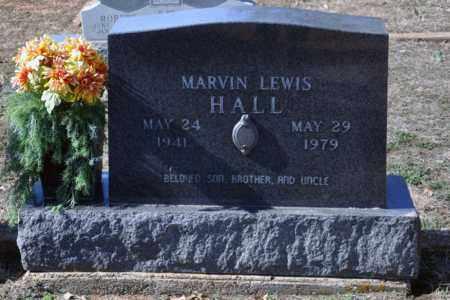 HALL, MARVIN LEWIS - Tarrant County, Texas | MARVIN LEWIS HALL - Texas Gravestone Photos