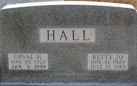 HALL, BETTY JO - Tarrant County, Texas | BETTY JO HALL - Texas Gravestone Photos