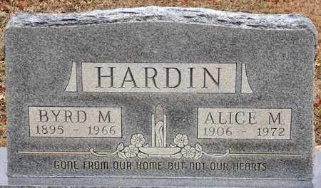 HOBBS HARDIN, ALICE MARIE - Tarrant County, Texas | ALICE MARIE HOBBS HARDIN - Texas Gravestone Photos