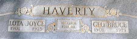 HAVERTY, GEORGE BRUCE - Tarrant County, Texas | GEORGE BRUCE HAVERTY - Texas Gravestone Photos