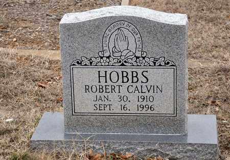HOBBS, ROBERT CALVIN - Tarrant County, Texas | ROBERT CALVIN HOBBS - Texas Gravestone Photos