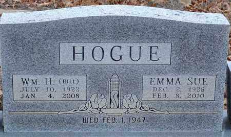 HOGUE, WILLIAM H - Tarrant County, Texas   WILLIAM H HOGUE - Texas Gravestone Photos