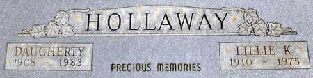 WAGONER HOLLAWAY, LILLIE KATHERINE - Tarrant County, Texas | LILLIE KATHERINE WAGONER HOLLAWAY - Texas Gravestone Photos