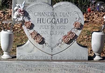 HUGGARD, CHANDRA DIAN - Tarrant County, Texas | CHANDRA DIAN HUGGARD - Texas Gravestone Photos