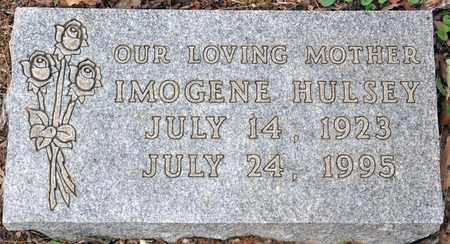 HULSEY, IMOGENE - Tarrant County, Texas   IMOGENE HULSEY - Texas Gravestone Photos