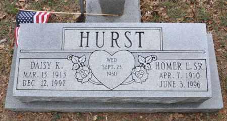 HURST, DAISY K - Tarrant County, Texas | DAISY K HURST - Texas Gravestone Photos