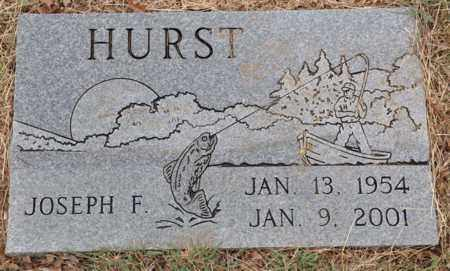 HURST, JOSEPH F - Tarrant County, Texas | JOSEPH F HURST - Texas Gravestone Photos
