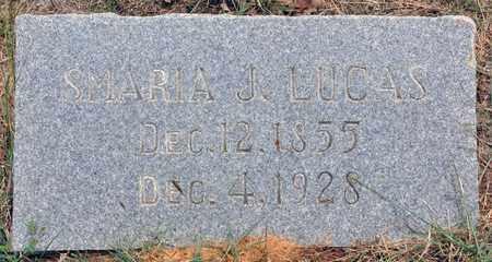 ANDERSON LUCAS, SMARIA JANE - Tarrant County, Texas | SMARIA JANE ANDERSON LUCAS - Texas Gravestone Photos
