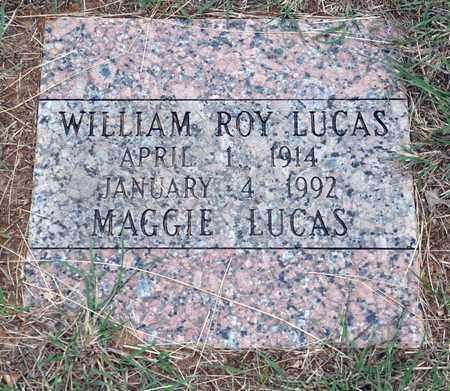 LUCAS, WILLIAM ROY - Tarrant County, Texas | WILLIAM ROY LUCAS - Texas Gravestone Photos