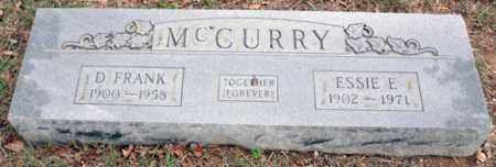 MCCURRY, DAVID FRANK - Tarrant County, Texas | DAVID FRANK MCCURRY - Texas Gravestone Photos