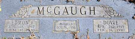 MCGAUGH, EDMOND BENNETT - Tarrant County, Texas | EDMOND BENNETT MCGAUGH - Texas Gravestone Photos