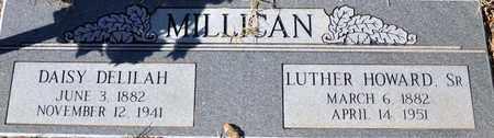 BELL MILLICAN, DAISY DELILAH - Tarrant County, Texas | DAISY DELILAH BELL MILLICAN - Texas Gravestone Photos
