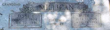 MILLICAN, JESSE LEE - Tarrant County, Texas | JESSE LEE MILLICAN - Texas Gravestone Photos