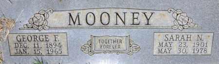 MOORE MOONEY, SARAH NELLIE - Tarrant County, Texas | SARAH NELLIE MOORE MOONEY - Texas Gravestone Photos