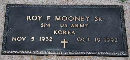 MOONEY (VETERAN KOR), ROY F, SR - Tarrant County, Texas | ROY F, SR MOONEY (VETERAN KOR) - Texas Gravestone Photos