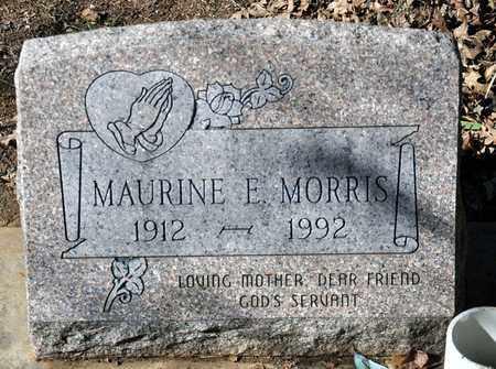 MORRIS, MAURINE ESTELLE - Tarrant County, Texas   MAURINE ESTELLE MORRIS - Texas Gravestone Photos