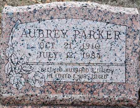 PARKER, AUBREY - Tarrant County, Texas   AUBREY PARKER - Texas Gravestone Photos