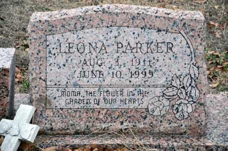 BULLARD PARKER, LEONA INA - Tarrant County, Texas | LEONA INA BULLARD PARKER - Texas Gravestone Photos