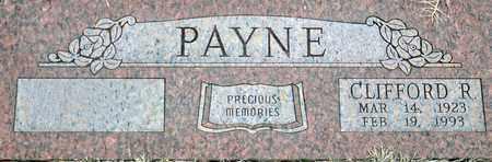 PAYNE, CLIFFORD RAY - Tarrant County, Texas   CLIFFORD RAY PAYNE - Texas Gravestone Photos